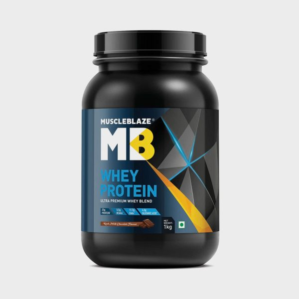Muscle Blaze Whey Protein Low price on Cureka