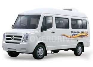 Tempo Traveller rental services in Noida