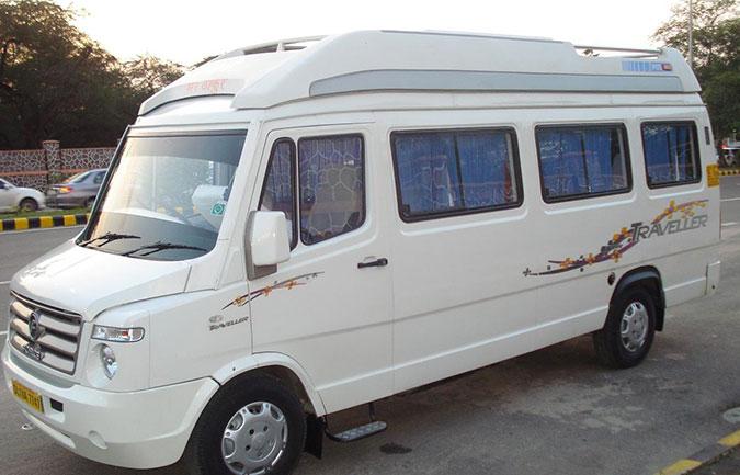 Tempo Traveller in Gurgaon