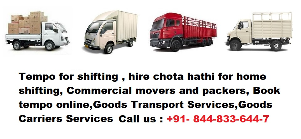 loading tempo in faridabad for Shifting services